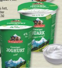 Cremiger Joghurt von Berchtesgadener Land
