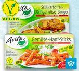 Süßkartoffel-Grillgemüse-Burger von Avita