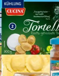Tortelli von Cucina