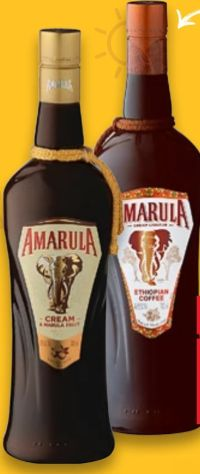 Cream & Marula Fruit von Amarula