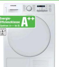 Wärmepumpentrockner DV9FTA040DW/EG von Samsung