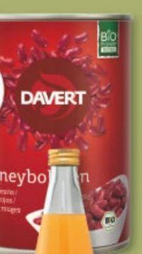 Rote Kidneybohnen von Davert