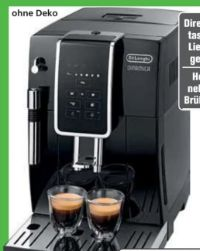 Kaffeevollautomat ECAM 350.15.B Dinamica von DeLonghi