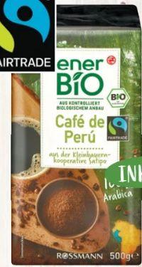Café de Perú von enerBiO