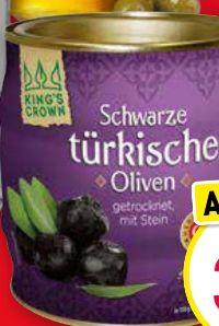 Oliven von King's Crown