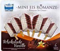 Mini Eis Romanze Vanille von Cristallo