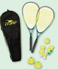 Turbo Badminton Set von Crane