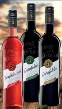 Dornfelder von Rotwild