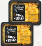 AmBoss-Steaks Chicken Schmiede von Wiesenhof
