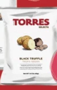 Kartoffelchips von Bodegas Torres