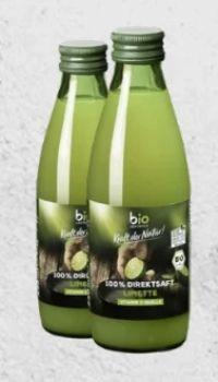 Bio Limettensaft von Bio Zentrale