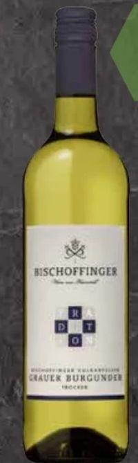Grauer Burgunder Tradition von Winzergenossenschaft Bischoffinger