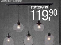 LED-Pendelleuchte von Globo