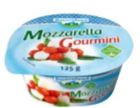Mozzarella von Bayernland