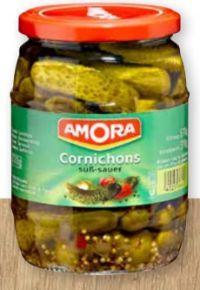 Cornichons von Amora