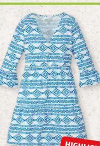Damen Boho-Kleid von Blue motion