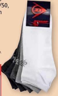 Herren Sneaker-Socken 5er-Pack von Dunlop