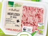 Bio-Schweinehackfleisch von Edeka Bio