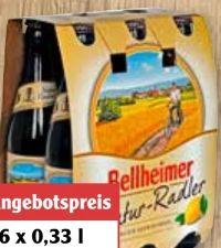 Natur Radler von Bellheimer