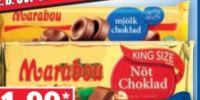 Schokolade von Marabou