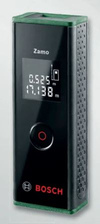 Laser-Entfernungsmesser Zamo III von Bosch