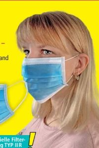 Medizinische Mund-Nasen-Maske von Multitec