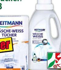 Wäsche Weiß Tücher von Heitmann Haushaltspflege