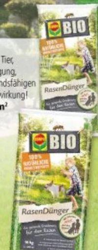 Bio-Rasensamen von Compo