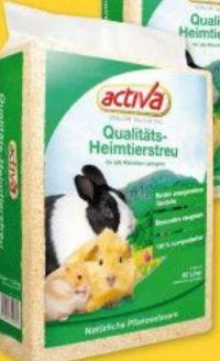 Einstreu von Activa Tierfutter