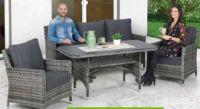 Dining Lounge Möbelset Laredo von Primaster
