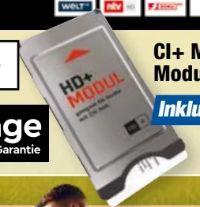CI Plus-Modul von HD PLUS