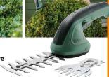 Akku Gras- und Strauchscherenset EASYShear von Bosch