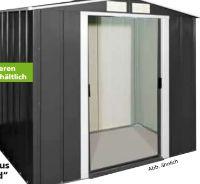 Metall-Gerätehaus Eco Shed