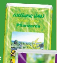Pflanzerde von Grüner Jan