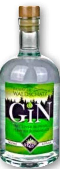 Thüringer Waldschatz Gin von Altenburger Destillerie & Liqueurfabrik