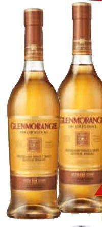Single Malt Whisky von Glenmorangie