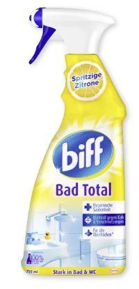 Badreiniger von Biff