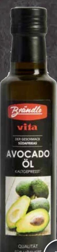 Vita Avocado Öl von Brändle