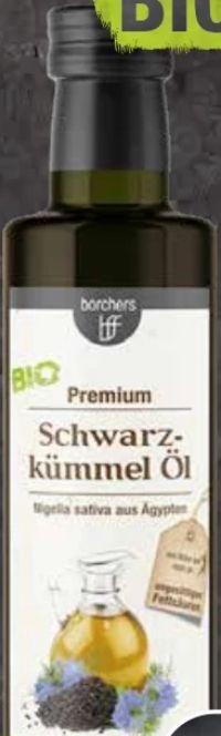 Premium Schwarzkümmel Öl von Borchers Fine Food