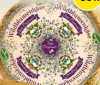 Wildblumenkäse von Baldauf Käse