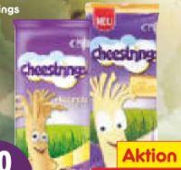 Mozzarella von Cheestrings