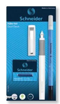 Füllhalter-Set Ceod Classic von Schneider