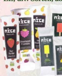 Bio Eis Stieleis von Nice