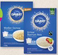 Bio Reis von Davert