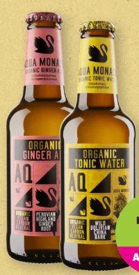 Bio Erfrischungsgetränk von Aqua Monaco