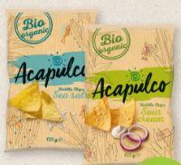Bio-Tortilla-Chips von Acapulco