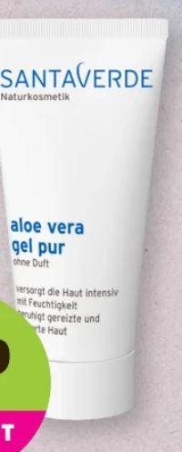 Bio Aloe Vera Gel von Santaverde