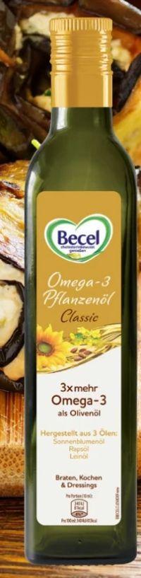 Cuisine Omega-3 Pflanzenöl von Becel