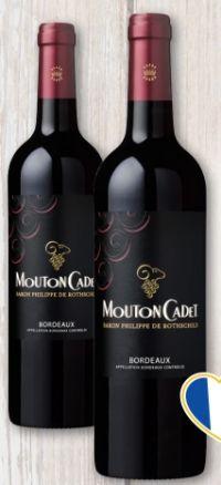 Bordeaux von Baron Philippe de Rothschild