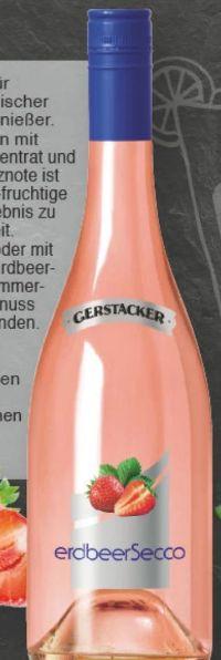 Erdbeer Secco von Gerstacker Nürnberger